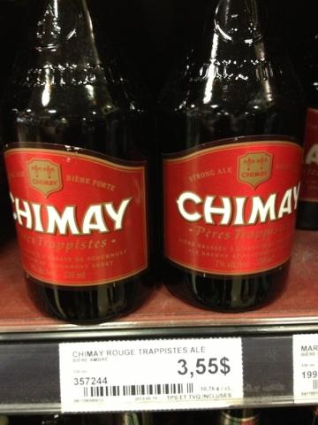 chimay Montreal